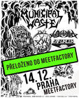 MUNICIPAL WASTE, TOXIC HOLOCAUST, ENFORCER, SKELETAL REMAINS