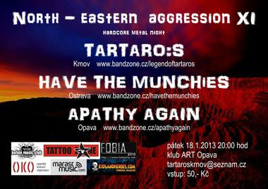 North Eastern Aggression XI