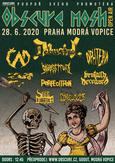 Obscure Mosh Open Air - DEBUSTROL, ČAD, GODLESS TRUTH, DIPHTERIA...