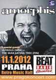 AMORPHIS, LEPROUS, THE MAN-EATING TREE