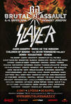 BRUTAL ASSAULT 2014 - sobota