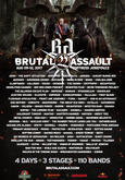 Brutal Assault 2017 – sobota