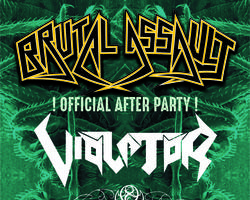 Brutal Assault 2019 - afterparty