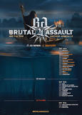 Brutal Assault 2019 - sobota