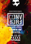 CONVERGE, TOUCHÉ AMORÉ, A STORM OF LIGHT, THE SECRET