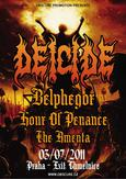 DEICIDE, BELPHEGOR, HOUR OF PENANCE