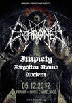 ENTHRONED, FORGOTTEN TOMB, IMPIETY