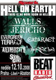 Hell on Earth 2008 > WALLS OF JERICHO, EVERGREEN TERRACE, CATARACT, ANIMOSITY, THE RED CHORD, STICK TO YOUR GUNS, ACTION