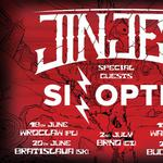 JINJER, SINOPTIK, SECRETS OF SEPARATION