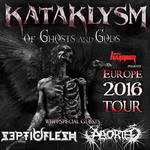 KATAKLYSM, SEPTICFLESH, ABORTED