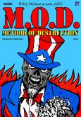 M.O.D., GRIDE, EXORCIZPHOBIA, BEAST WITHIN THE SOUND