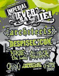 Never Say Die Tour 2009 > DESPISED ICON, ARCHITECTS, HORSE THE BAND, AS BLOOD RUNS BLACK, IWRESTLEDABEARONCE, OCEANO, THE GHOST INSIDE