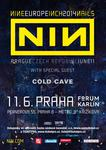 NINE INCH NAILS, COLD CAVE