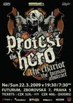 Protest The Hero, The Chariot a The Human Abstract zahájí v neděli nabité koncertní jaro