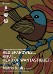 RED SPAROWES, KNUT, HEAD OF WANTASTIQUET
