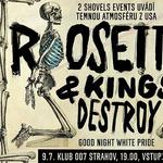 ROSETTA, KINGS DESTROY