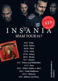 Spam Tour - INSANIA, SATISFUCKTION