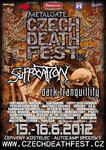 SUFFOCATION na Czech Death Festu