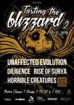 Tasting the Blizzard vol. 2 - RISE OF SURYA, UNAFFECTED EVOLUTION, HORRIBLE CREATURES, DILIGENCE
