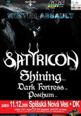 WINTER ASSAULT 2009 > SATYRICON, SHINING, DARK FORTRESS, POSTHUM