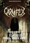 CARNIFEX, SUFFOCATE WITH YOUR FAME