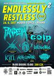 Endlessly Restless 2 - PANDEMIA, F.O.B., MEAN MESSIAH ad.