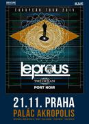 LEPROUS, THE OCEAN, PORT NOIR