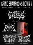 MORTALLY INFECTED, SHAMPOON KILLER, KANDAR, EFECTO DESPOTISMO