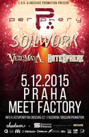 PERIPHERY, SOILWORK, VEIL OF MAYA, GOOD TIGER, FOX TERRITORY