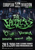THE FACELESS, BORN OF OSIRIS, VEIL OF MAYA, GOROD, GODLESS TRUTH