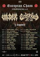 VADER, ENTOMBED A.D., MORTUARY