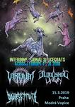 VIRVUM, BLOODSHOT DAWN, GODLESS TRUTH