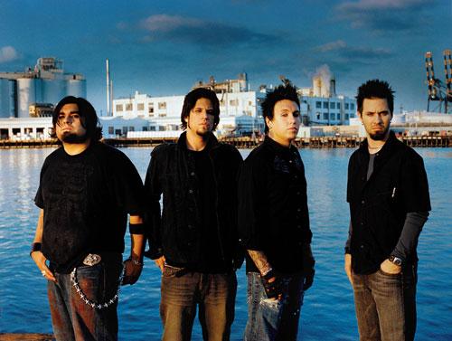 Papa Roach 2001