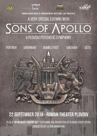 Psychotic Symphony at Plovdiv