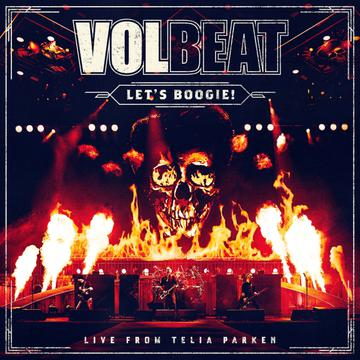 Let's Boogie! Live From Telia Parken (DVD)