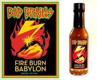 Bad Brains - Fire Burn Babylon