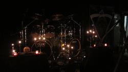 Prague Death Mass - stage