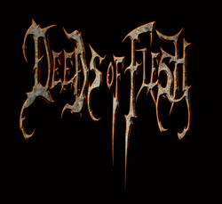 Deeds of Flesh - logo