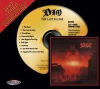Dio - The Last In Line (gold)