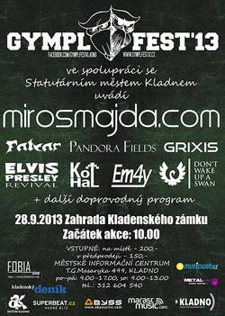Gymplfest Kladno 2013