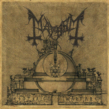 MAYHEM – Esoteric Warfare