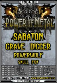 Power Of Metal