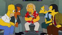 Sammy Hagar - The Simpsons