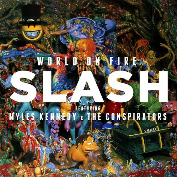 Nové desky Hammerfall, Voodoo Gods a sólový Slash / Novinky