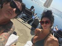 Tommy Lee + Brittany Furlan