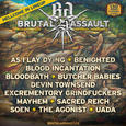 Brutal Assault má čtvrtý update - vévodí As I Lay Dying, Devin Townsend, Bloodbath nebo Mayhem