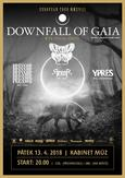 DOWNFALL OF GAIA (DE/US) HIGH FIGHTER (DE) HEXER (DE)
