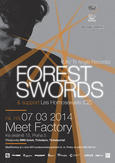 FOREST SWORDS (UK/Tri Angle) s Les Homosexuels