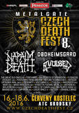 MetalGate Czech Death Fest 2016