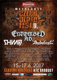 MetalGate Czech Death Fest 2017
